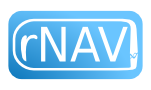 rNAV logo